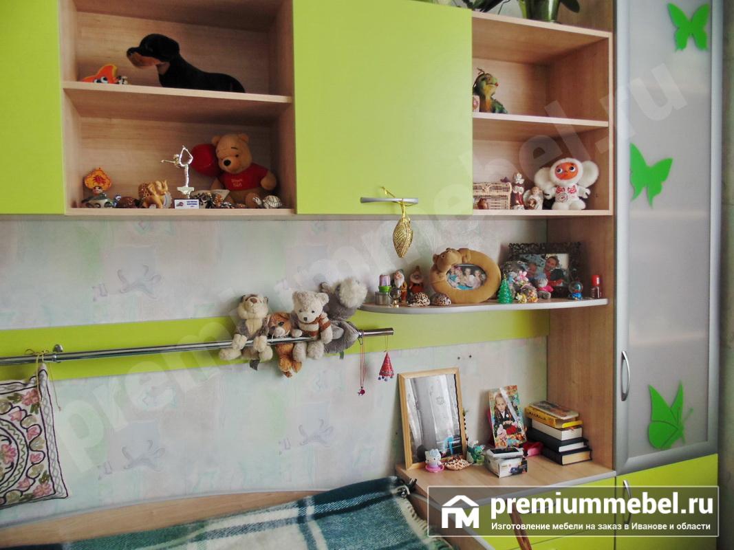 детская мебель на заказ в иваново кровати столы шкафы