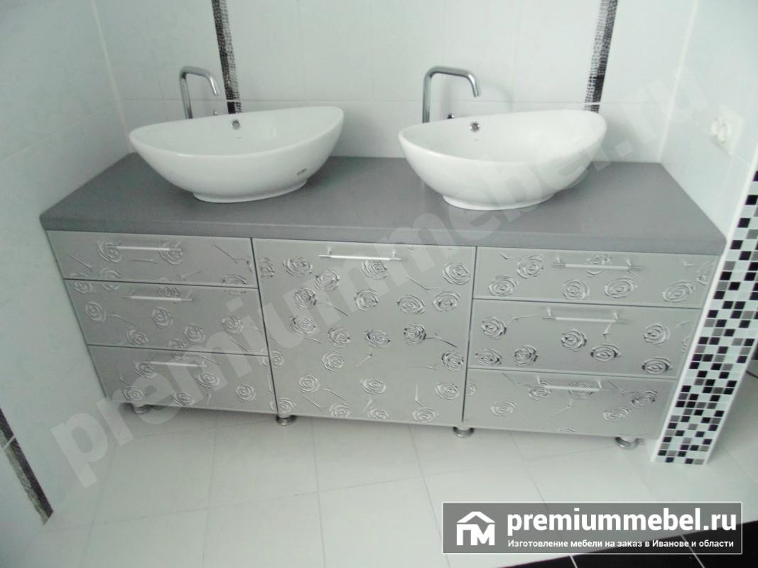 Мебель для ванной иваново смеситель для тропического душа скрытого монтажа